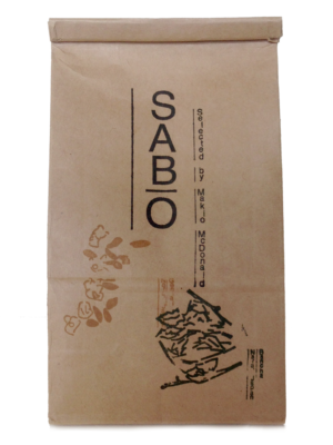 Bancha Aki & Genmai – SABO Tea / selected by Makio McDonald