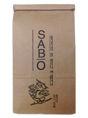 Bancha Aki – SABO Tea / selected by Makio McDonald