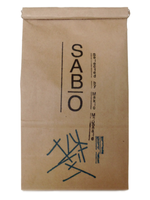 Hojicha – SABO Tea / selected by Makio McDonald